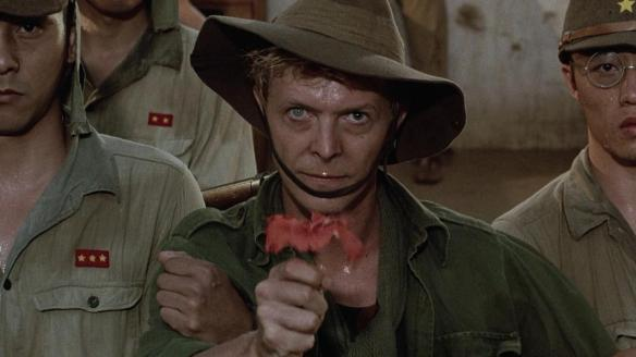 "Singer and songwriter david Bowie in ""Merry Christmas Mr. Lawrence"" (1983)-Copyright: All Rights reserved-"